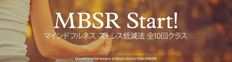 【キャンセル待ちとなりました】MBSR(マインドフルネスストレス低減法)2019年5月~7月渋沢先生クラス
