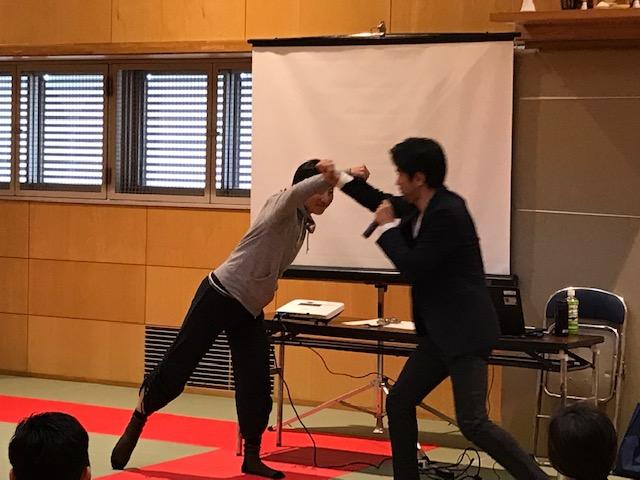 樋口まり先生のコラム「愛知県警察署マインドフルネスセミナー」を公開しました