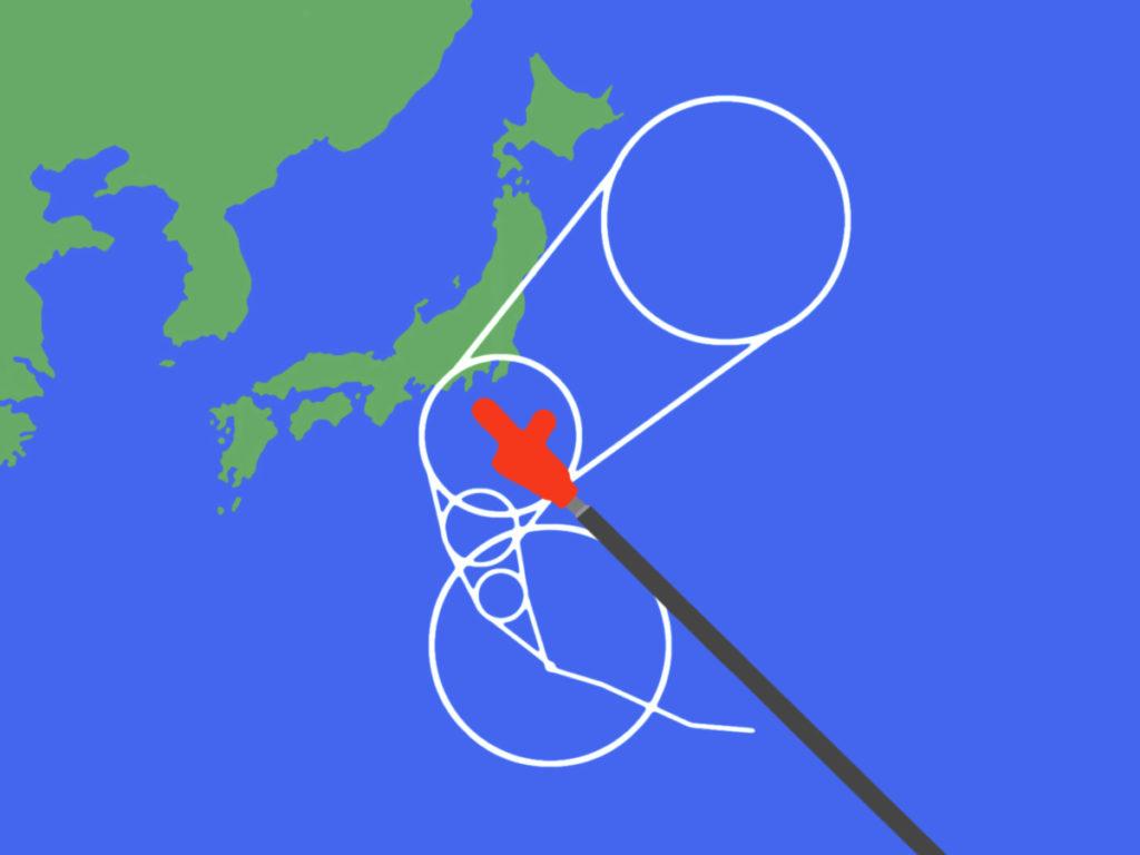 10月12日(土)は台風19号の接近に伴いマインドフルネス実践クラスを中止といたします