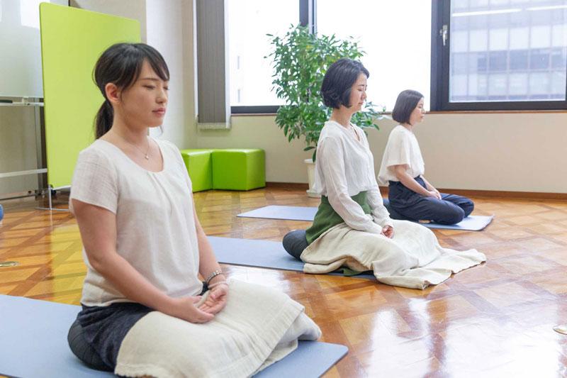 マインドフルネス瞑想の実践