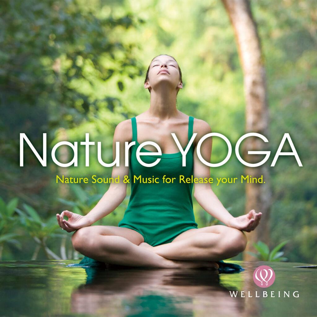 CD:Nature Yoga (監修:長谷川 明日香先生)発売中です