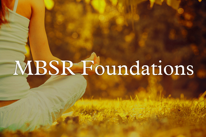 MBSR Foundations